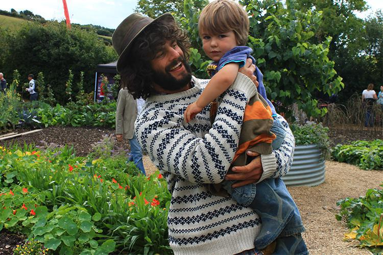 The new generation getting into organic farming