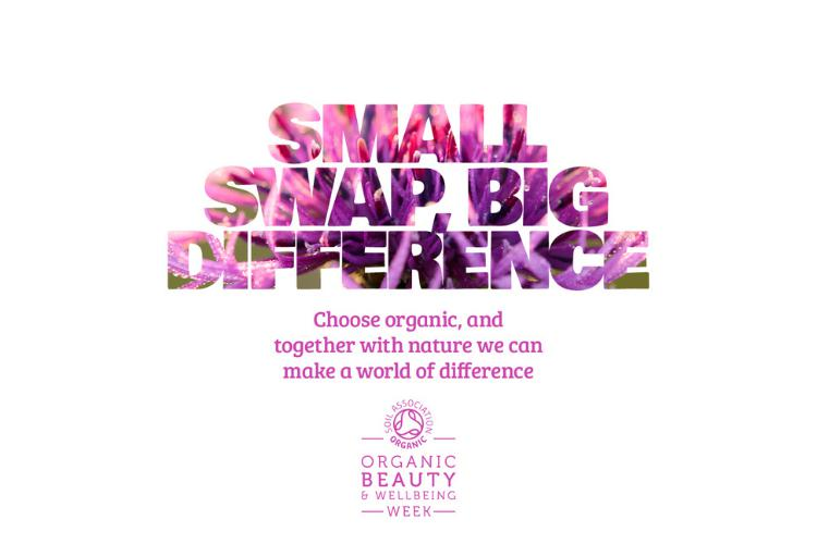 Swap to Organic Beauty: it's good for you and the planet!