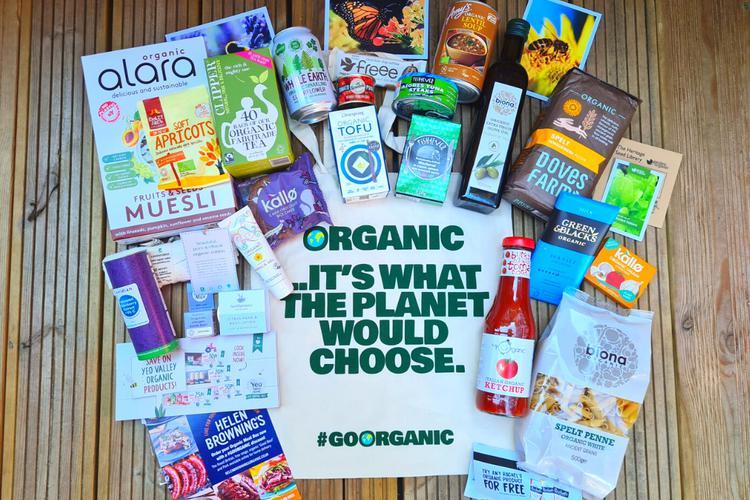 Go Organic...Made Simple!