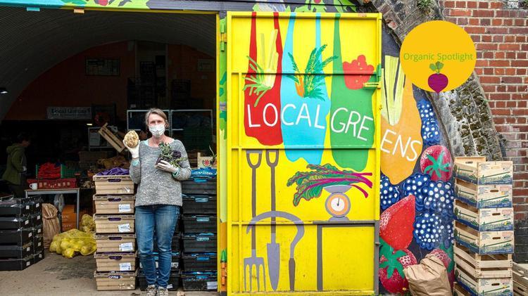 Organic Spotlight: Local Greens