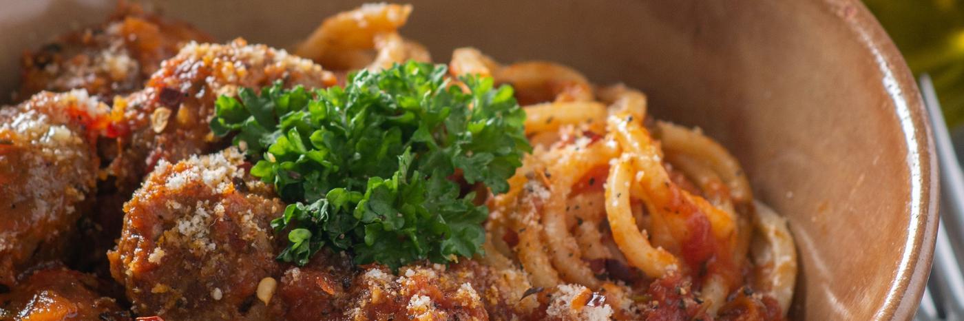 Spaghetti Bolognese with Hidden Veg