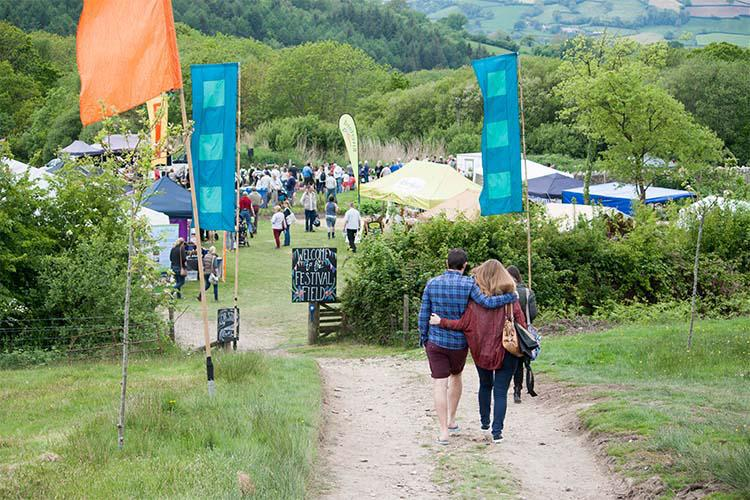 The best eco-friendly UK summer festivals
