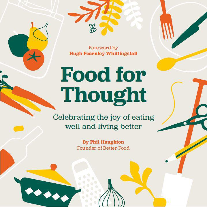 Win a copy of Phil Haughton's new book!