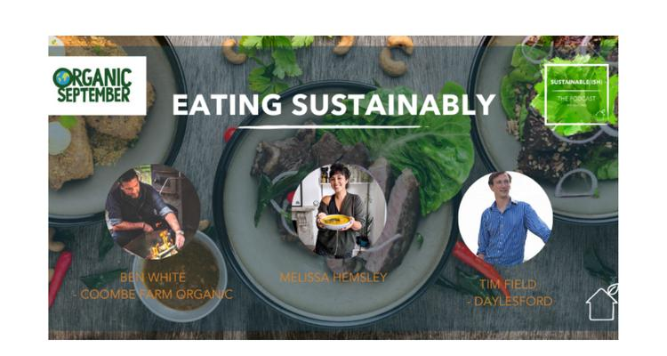Sustainable Eating - Jen Gale