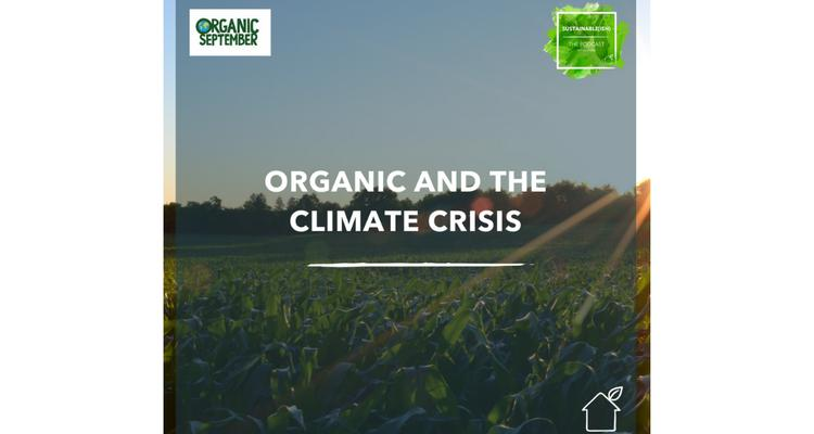 Organic and the Climate Crisis with Jen Gale