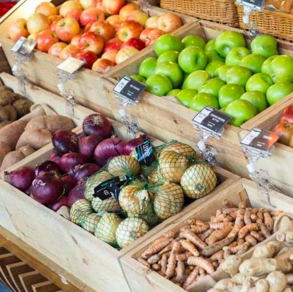 How to shop organic