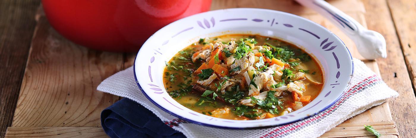 Mexican sunshine stew