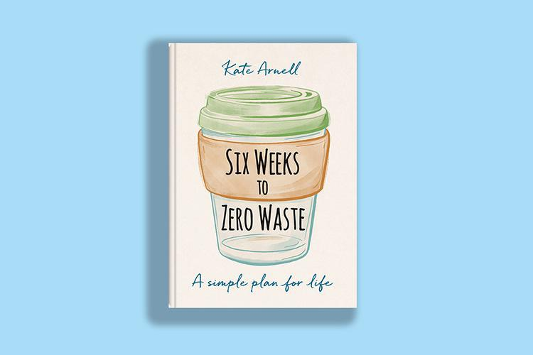 Win a copy of Kate Arnell's new zero waste book